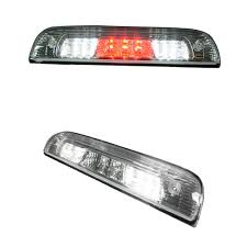 100 Truck Accessories Chevrolet 264115CL Recon Red 3rd Brake Light Kit W