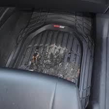 100 Heavy Duty Truck Floor Mats FlexTough Rubber Mat For Car SUV Trimmable