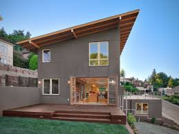 Pitched Roof House Designs Photo by Single Slope Roof House Designs House Plans 2017slopehome Plans
