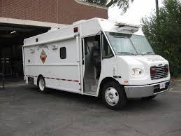 100 Hazmat Truck Dayton HAZMAT MVFEA