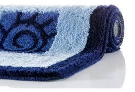 kleine wolke badteppich azur badteppiche bei tepgo
