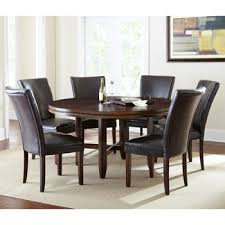 Caden 7 Piece Dining Set With 62 Table Costco 999