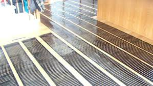 tile floor heating mat heat radiant heating tile mat from systems