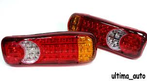 SET OF 2 Led Rear Tail Truck Lights For Daf Iveco Scania Volvo Man ... Hella Full Led Rear Combination Lamp Youtube Xyivyg 240 Truck Car Police Strobe Flash Light Dash Emergency 7 4 Inch 12 Volt Round Led Trailer Tail Lights Buy Amazoncom Waterproof 60 Red White Tailgate Strip Bar 2 Inch Fire Lightbars Sirens X Smart Rgb Bed W Soundactivated Function 8 Steps With Pictures Recon Xtreme Scanning 26416x Race Sport Rsl20bedw 20 Rock Kits 6 Pods For Jeep Off Road Rs4plbed