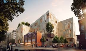 100 Woha Design Liminal Studio WOHAdesigned Cultural Centre Takes Shape