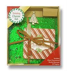 Get Quotations LSArts Green Merry Christmas Hostess Set