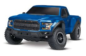 100 Rc Ford Truck 2017 Raptor 110 Scale 2WD RTR Blue W3000mAh RC Maxxed