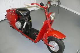 81194301 Cushman Allstate Scooter