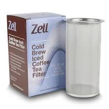 Zell Cold Brew Coffee Iced And Tea Maker Infuser