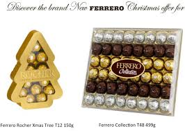Ferrero Rocher Christmas Tree 150g by Christmas 2012