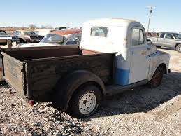 100 1952 Dodge Truck 52 Pickup 12 Ton Shortbed Solid Great Project