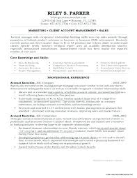 Best Executive Resume Examples Samples Shining