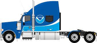 19 Trucks Drawing 18 Wheeler HUGE FREEBIE! Download For PowerPoint ...