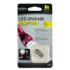 nite ize high power led upgrade bulb for c d