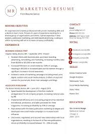 Marketing Resume Sample & Writing Tips | Resume Genius Resume Mplates You Can Download Jobstreet Philippines How To Make A Basic Jwritingscom Templates 15 Examples To Download Use Now Beginner Free Template 2018 Linkvnet Of Rumes Professional Envato Word Doc Letter Format Purdue Owl Save 25 Sample Format Samples