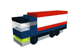 100 Lego Truck LEGO Instructions Book The Bobby Brix Channel Official