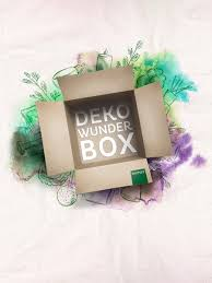 jetzt kommt die deko wunder box depot wohnidee