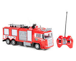 World Tech Toys R/C Fire Truck W/Water Cannon Lot 246 Vintage Remote Control Fire Truck Akiba Antiques Kid Galaxy My First Rc Toddler Toy Red Helicopter Car Rechargeable Emergency Amazoncom Double E 4 Wheel Drive 10 Channel Paw Patrol Marshal Ride On Myer Online China Fire Truck Remote Controlled Nyfd Snorkel Unit 20 Jumbo Rescue Engine Ladder Is Great Fun Super Sale Squeezable Toysrus