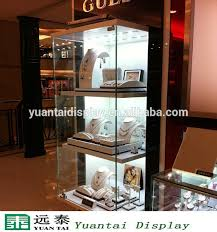 Glass Jewelry Showcase Display Wholesale Showcases Suppliers