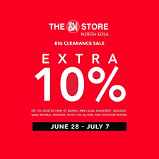 100 Coco Republic Sale Extra 10 Off On Selected Items Of SM City North Edsa Facebook