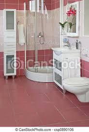 lila badezimmer großes badezimmer mit dusche und lila