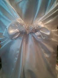 Add A Diy Dash Of Sparkle And Glam To Your Universal Self Tie Chair ... How To Tie A Universal Satin Self Tie Chair Cover Video Dailymotion Cv Linens Whosale Wedding Youtube Ivory Ruched Spandex Covers 2014 Events In 2019 Chair Covers Sashes Noretas Decor Inc Universal Satin Self Tie Cover At Linen Tablecloth Economy Polyester Banquet Black Table Lamour White Key Weddings Ruched Spandex Bbj Simple Knot Using And 82 Awesome Whosale New York Spaces Magazine