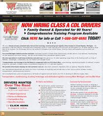 Van's Delivery Service Competitors, Revenue And Employees - Owler ... Michigan Trucking Association Home Facebook When Trucks Stop America Stops Utah Dundee Truck Show Youtube National Of Nast Vans Delivery Service Competitors Revenue And Employees Owler 2016 Lifeliner Magazine Issue 1 By Iowa Motor Winners Meijer Newsroom Hackers Hijack A Big Rig Accelerator Brakes Wired Driving Championships Carriers Montana