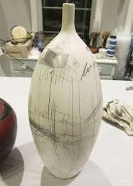 Pottery Barn Inspired Ceramic Vase Makeover