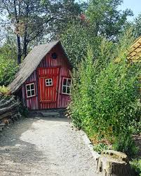 100 Houses In Nature My Tiny House Fairytales Witch Fable House Nature