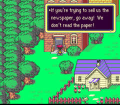 Earthbound Halloween Hack Wiki by Epixome This Is Crazy Land Page 35