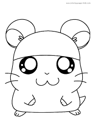 Picture Gallery Coloring Book Cartoon Characters Character Color One
