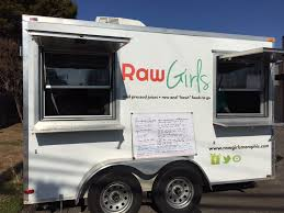 Raw Girls Launches Food Truck | Hungry Memphis