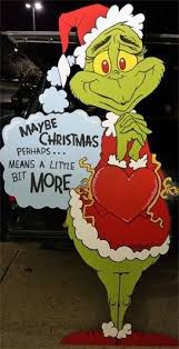 Grinch Outdoor Christmas Decorations by 25 Unique Whoville Christmas Decorations Ideas On Pinterest
