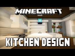Minecraft Kitchen Ideas Keralis by Minecraft Tutorial Modern Kitchen Design How To Build A Modern