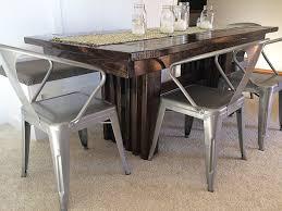 Impressive Modern Dining Furniture Ana White Modern Dining Table