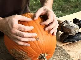 Preserve A Carved Pumpkin And Prevent Mold by Halloween Pumpkin Carving Skull Jack O U0027 Lantern How Tos Diy