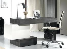mobilier de bureau moderne design bureau meuble design bureau moderne avec caisson a bureau tendance