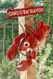Pinterest Crawfish Boil Decorations by Paper Mâché Crawfish Balloons Covered In Mâché For Body And Eyes