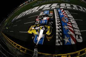 Kasey Kahne Won With A Photo Finish NASCAR Camping World Truck ...