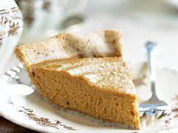 Pumpkin Pie With Pecan Praline Topping by Pumpkin Pie Recipes Cooking Light