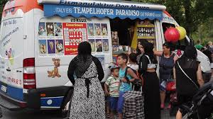 Muslim Arab Families At An Ice-cream Truck, Berlin, Germany Stock ... Big Gay Ice Cream Wikipedia Man 1995 Imdb Full Truck Box Of 48 Num Noms Surprise Blind Bag Cups Eye Candy The Delivers These Cool Treats Video Formation And Uses Kids Youtube Fire Engine Red 0736 C Flickr Search Between Bench Helicopter Fortnite Br Week 4 Challenges Where To Find Trucks In Amazoncom Teach Colors With Street Vehicles Toys Us Military Confirms Jade Helm 15 Is About Infiltration Of America June 11 2011 Dancing Man Hit By Ice Cream Truck Los Angeles Times