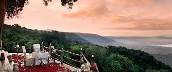100 Crater Lodge Ngorongoro Tanzania Safari