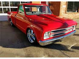1967 Chevrolet C10 For Sale | ClassicCars.com | CC-1061998 Six Door Truckcabtford Excursions And Super Dutys 1972 Chevrolet Ck Truck Cheyenne For Sale Near Wilson Oklahoma 1962 Panel Sale Classiccarscom Cc998786 2017 Ram 2500 Bethany Ok David Stanley Dodge 2002 Freightliner Fld120 Semi Truck Item Db4734 Sold Ju Used Lifted Trucks For In Okc Best Resource List Of Small Awesome Gmc Canyon City Stake On Texoma Mini Japanese Bale Bed Bob Howard Car Dealership Near Me New 2018 Gmc Sierra 1500 Elevation Double Cab 15295