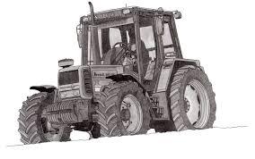 Image De Tracteur Elegant Coloriage Magique Tracteur Unique Dessins