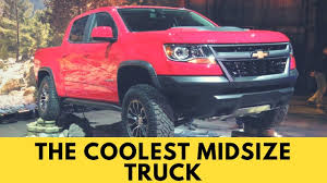 Review The Coolest Midsize Truck : Chevy Colorado ZR2 - YouTube 2019 Chevrolet Colorado Midsize Truck Cfigurations Portland Zh2 Us Army And Gm Create Ultimate Chevy Midsize Trucks For Sale Ruelspotcom 2016 Reviews Rating Motortrend Today You Can Get Great Zr2 Concept Pickup Unveiled Medium Duty Work Info Wikipedia Midnight Edition Is One Black Gms Midsize Truck Gambit Pays Off In Performance Ars Technica Diesel Canadas Most Fuel Efficient New For On Wheels