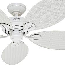 Palm Leaf Ceiling Fan Replacement Blades by Hunter 54