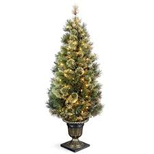 White Fibre Optic Christmas Tree 6ft by Fiber Optic Christmas Trees Artificial Christmas Trees The