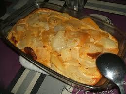 cuisiner des navets gratin de navets boule d or facon dauphinois peneloppe ou les