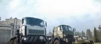 100 Valley Truck And Trailer DLC MudRunner SnowRunner Spintires