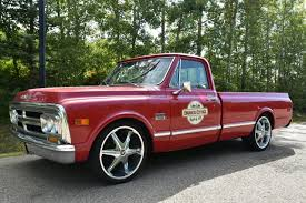 1969 GMC C10 CUSTOM PICKUP For Sale : The Electric Garage